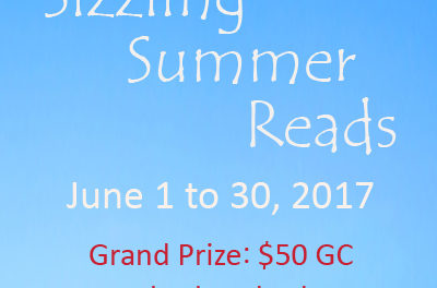 The Romance Reviews Sizzling Summer Party!