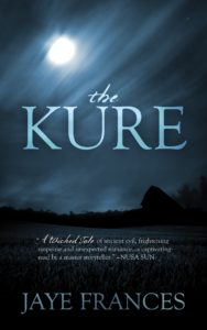 The Kure by Jaye Frances a supernatural suspense thriller romance