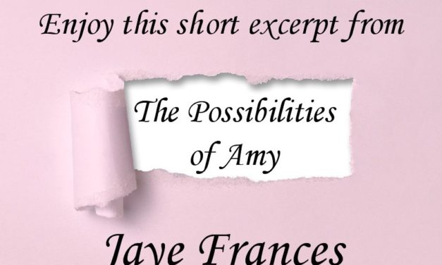 "Excerpt from  ""The Possibilities of Amy"""
