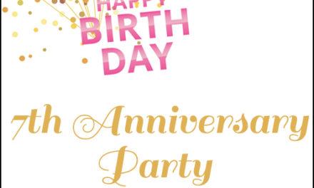 The Romance Reviews 7th Anniversary Party!