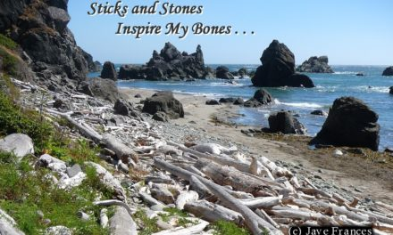 Sticks and Stones Inspire My Bones