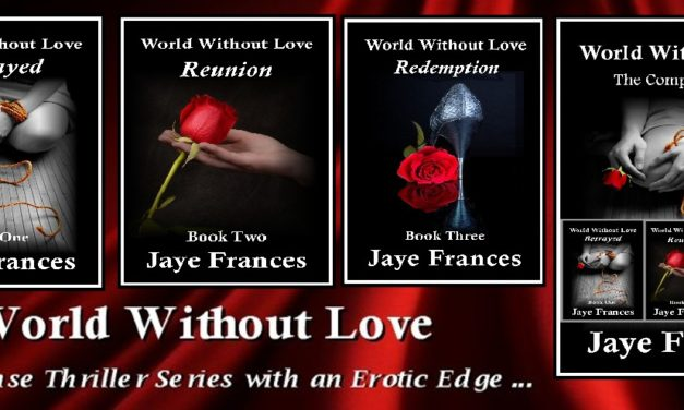 World Without Love is On Sale!