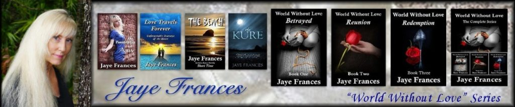 Jaye Frances Author