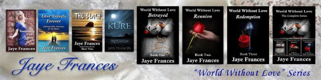 jaye frances author writer
