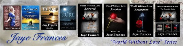 jaye frances author writer