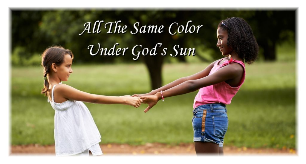 jaye frances author all the same color under gods sun