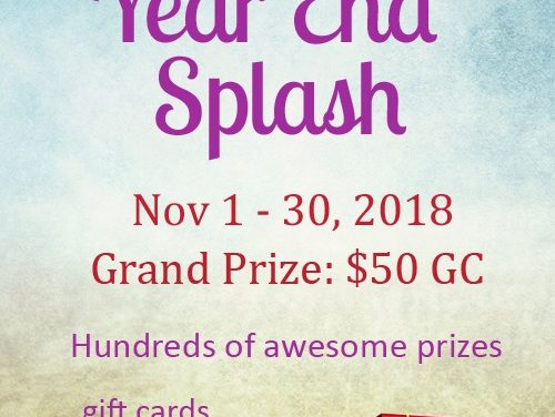 The Romance Reviews Year End Splash Party!