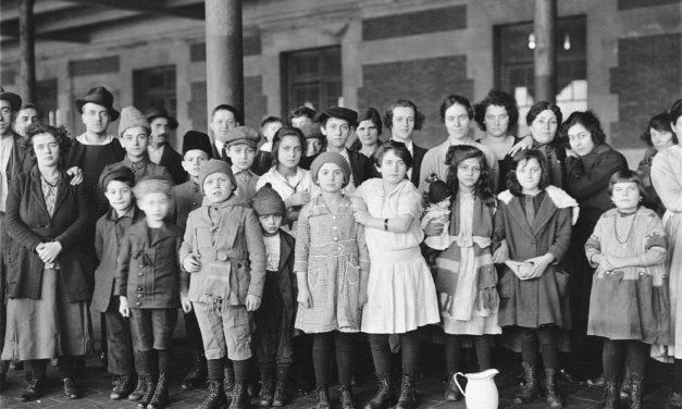 The Angels of Ellis Island